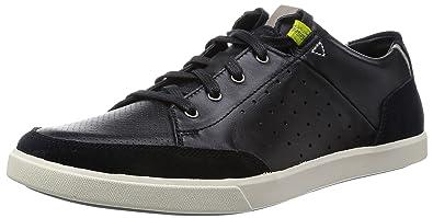 newest f8208 c3ad2 Cole Haan Men s Owen Sneaker, Black, ...