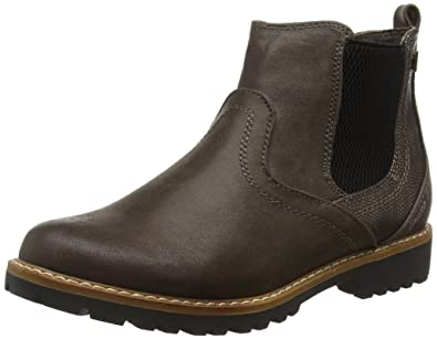 bruno banani Damen Bootie Chelsea Boots  Amazon.de  Schuhe   Handtaschen 75c6b9a76c