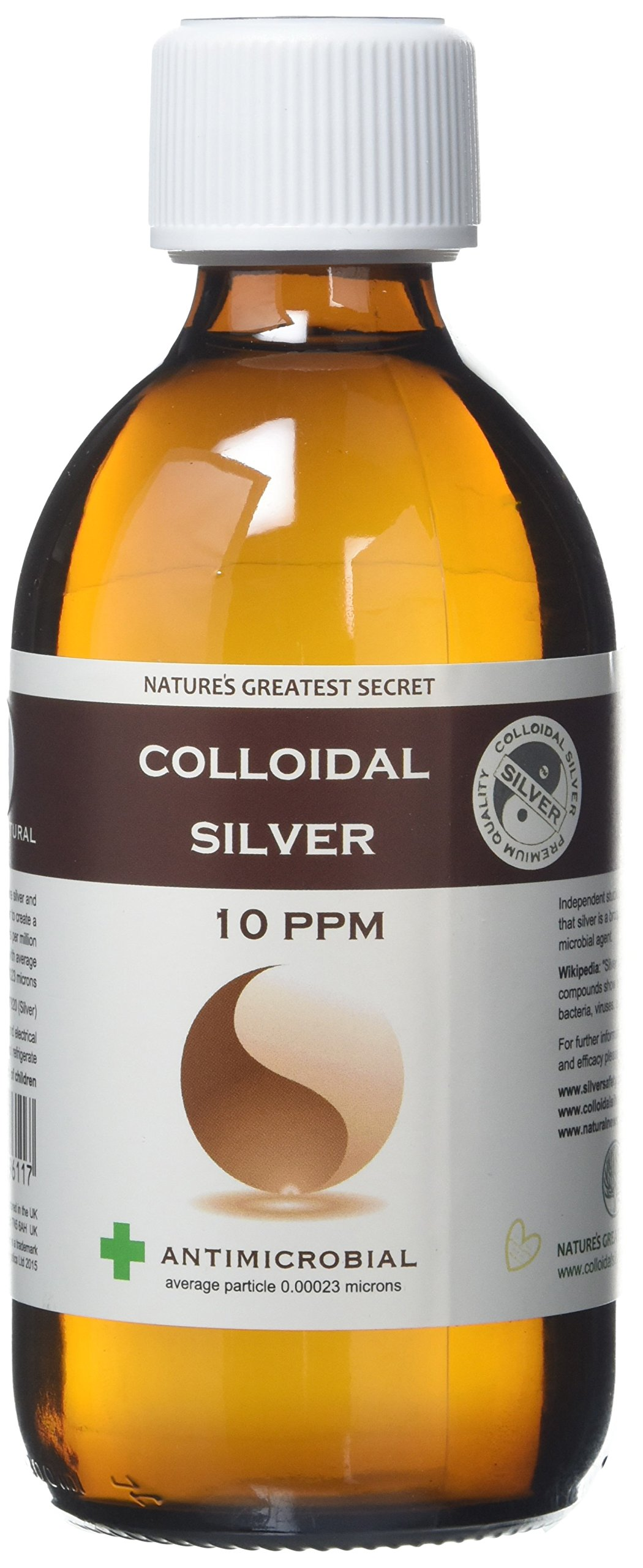how to make colloidal silver uk