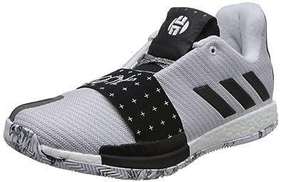 super popular cb196 08657 adidas Harden Vol. 3, Chaussures de Fitness Homme, Blanc (Ftwbla Negbás