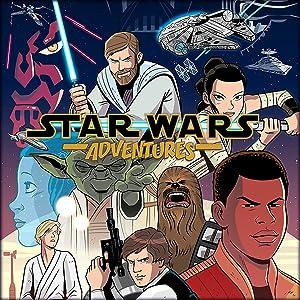 Star Wars Adventures Vol Flight of the Falcon 6