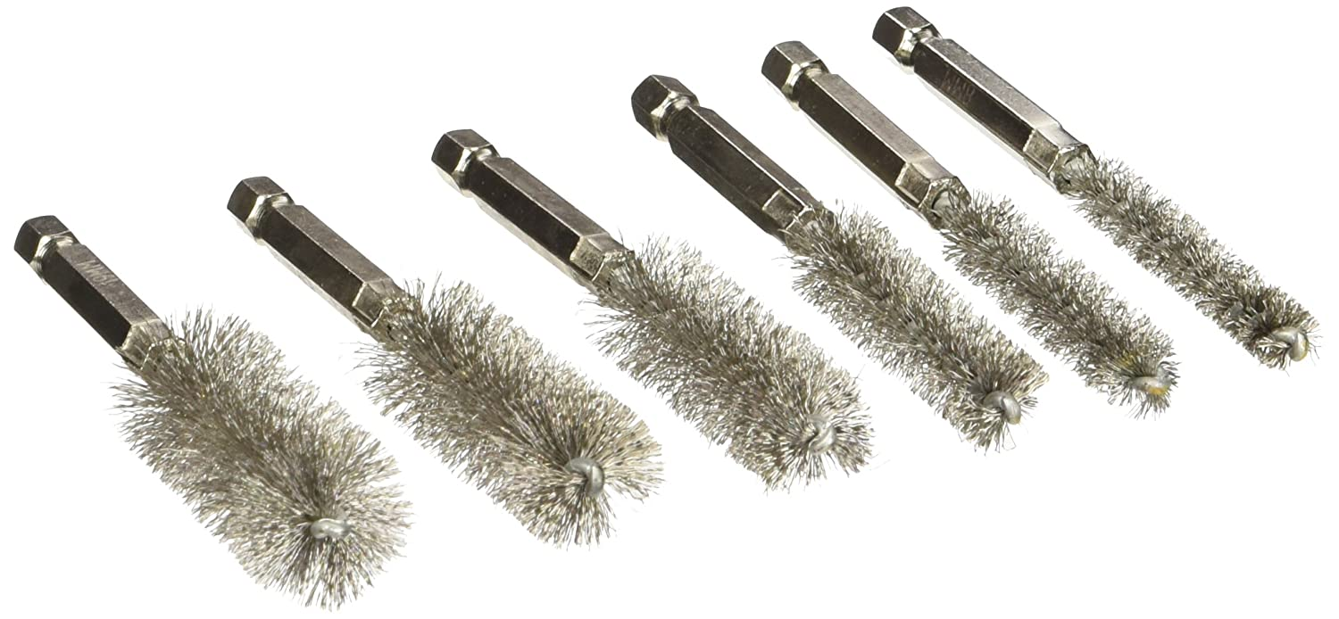 Innovative Products Of America IPA 8080 Stainless Steel Bore Brush Set