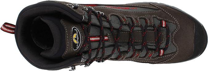 6a453c5100e0 Amazon.com  La Sportiva Garnet GTX Hiking Boot - Men s Boots 39.5 Grey Red   Sports   Outdoors