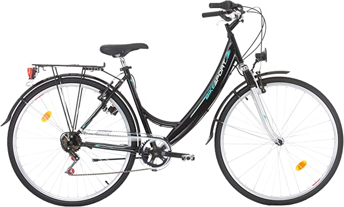 28 Pulgadas Bike Sport Ghost Urban City – Bicicleta para Mujer ...