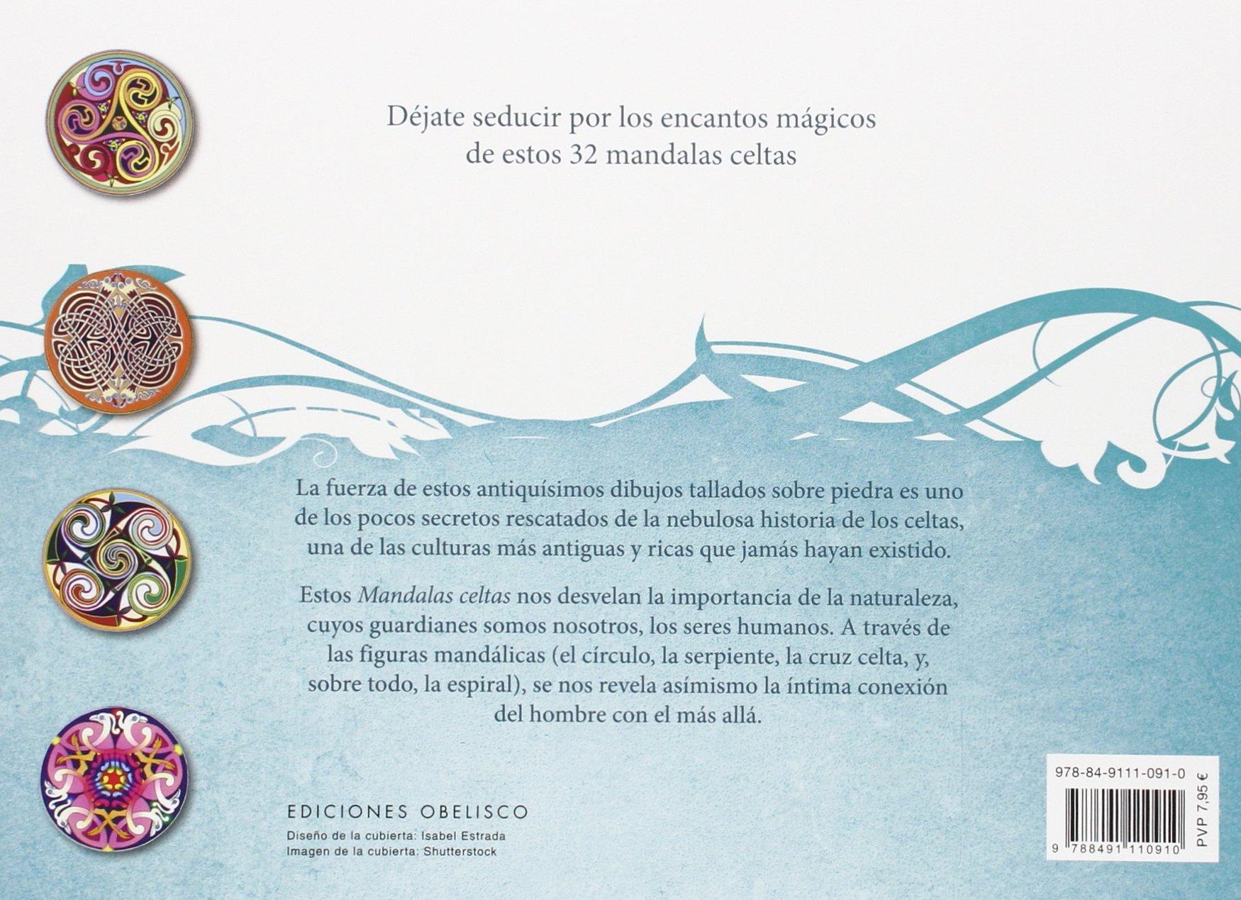 Mandalas Celtas (NUEVA CONSCIENCIA): Amazon.es: Klaus Holitzka: Libros