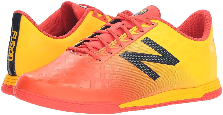 New Balance Men's Furon V4 Futsol Soccer Soccer Soccer schuhe, Flame, 11 D US a2d8e0