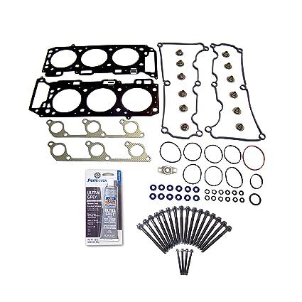 Amazon com: Head Gasket Set Bolt Kit Fits: 05-10 Ford