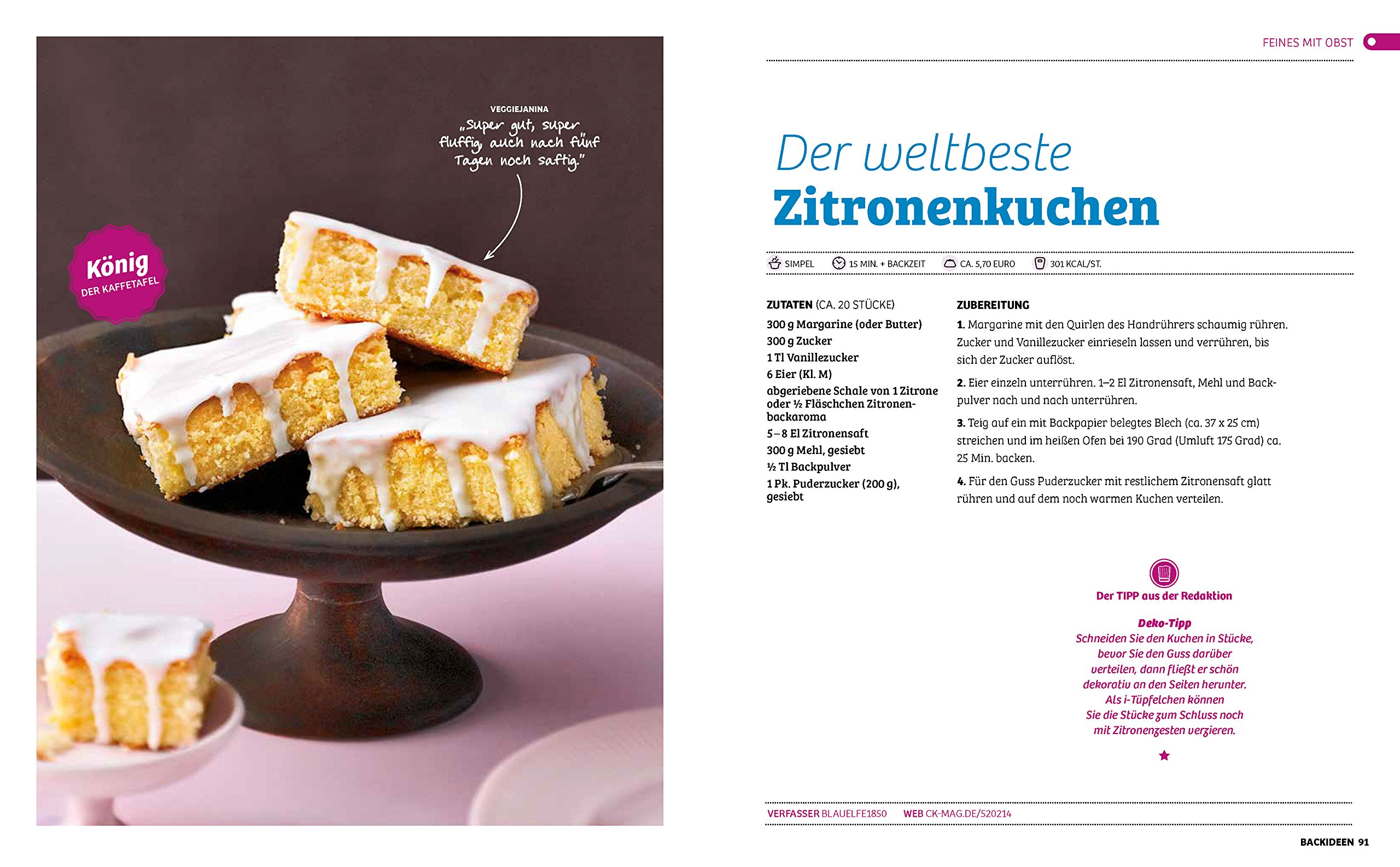 Groß Küche Back Ideen 2014 Bilder - Küchenschrank Ideen - eastbound.info