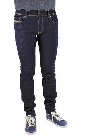 Diesel Mens Jeans Troxer R0841 Slim Skinny - Blue -