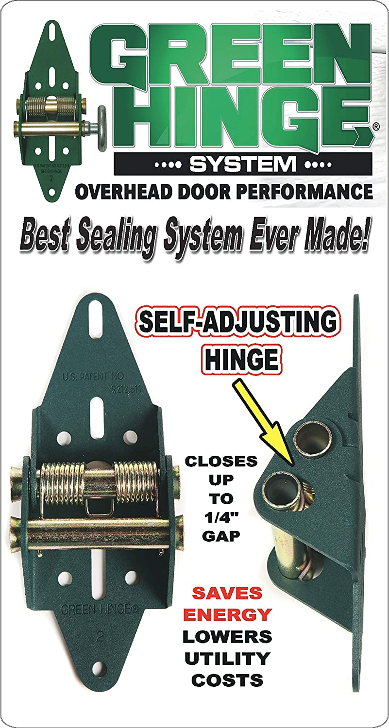 Energy Saving Garage Door Hinge Commercial Set 5 Panel Overhead Wiring Diagram Gm 3 1