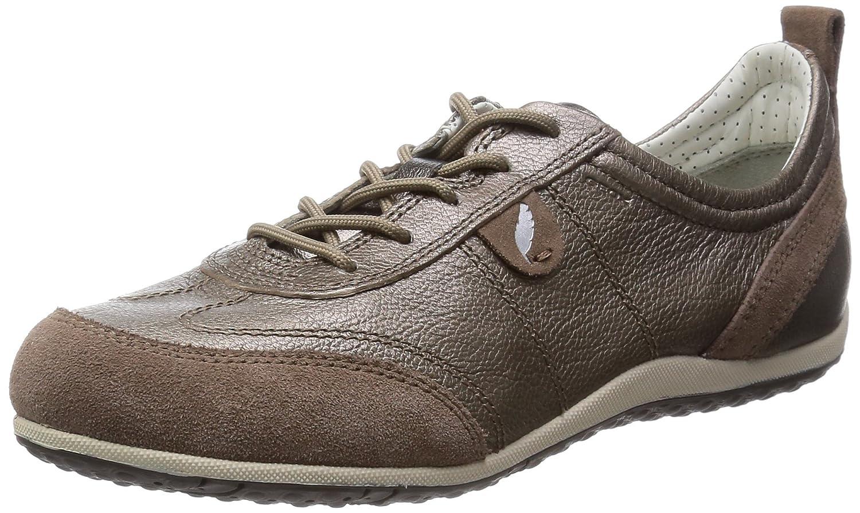 Geox D Vega, Chaussures Femme Beige (braun Taupec6029), 42 Eu