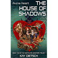 The House Of Shadows: A fun mystery adventure book for middle-graders (Avina Heart 2) (English Edition)