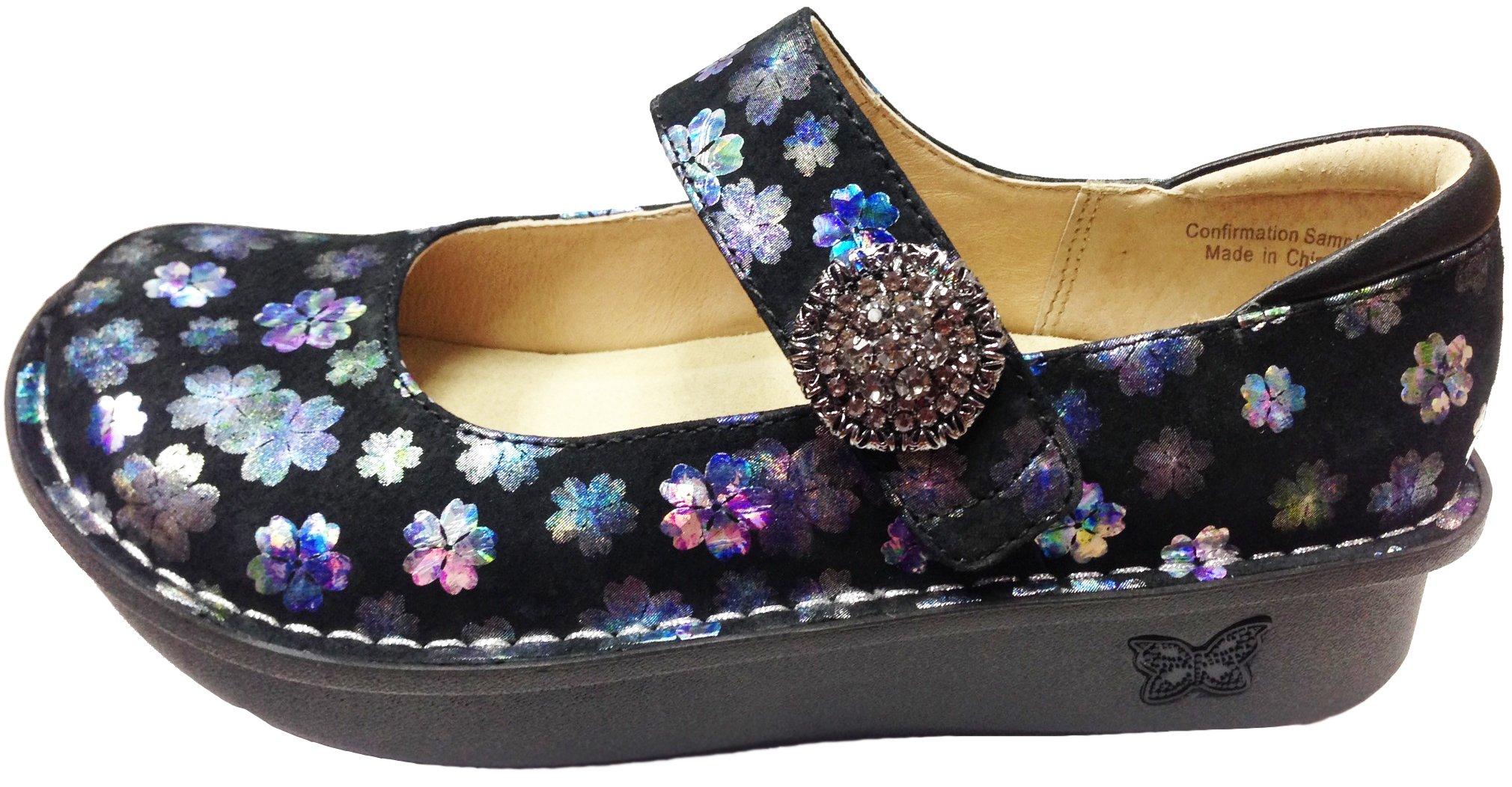 Alegria Women's Paloma Exclusive Professional Shoe (39 M EU/9-9.5 B(M) US, Luck Be A Lady)