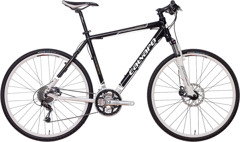 Calvaro 610236002 - Bicicleta híbrida para Hombre, Talla XL (a ...