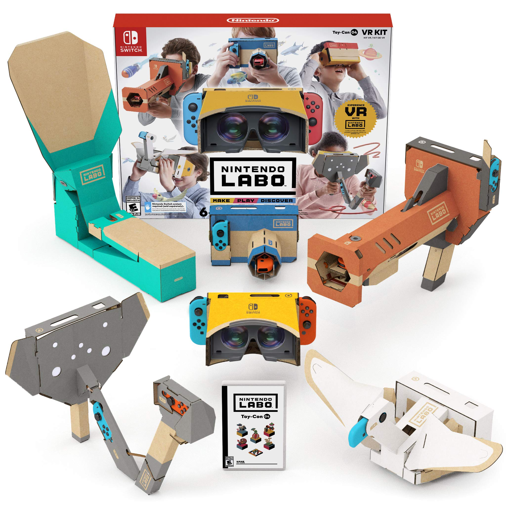 Nintendo Labo Toy-Con 04: VR Kit - Switch by Nintendo (Image #2)