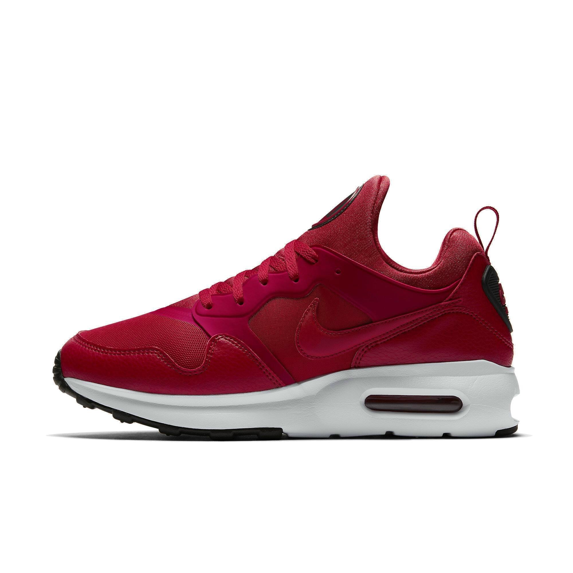 Nike Men's Air Max Prime Running Shoe 9 Red