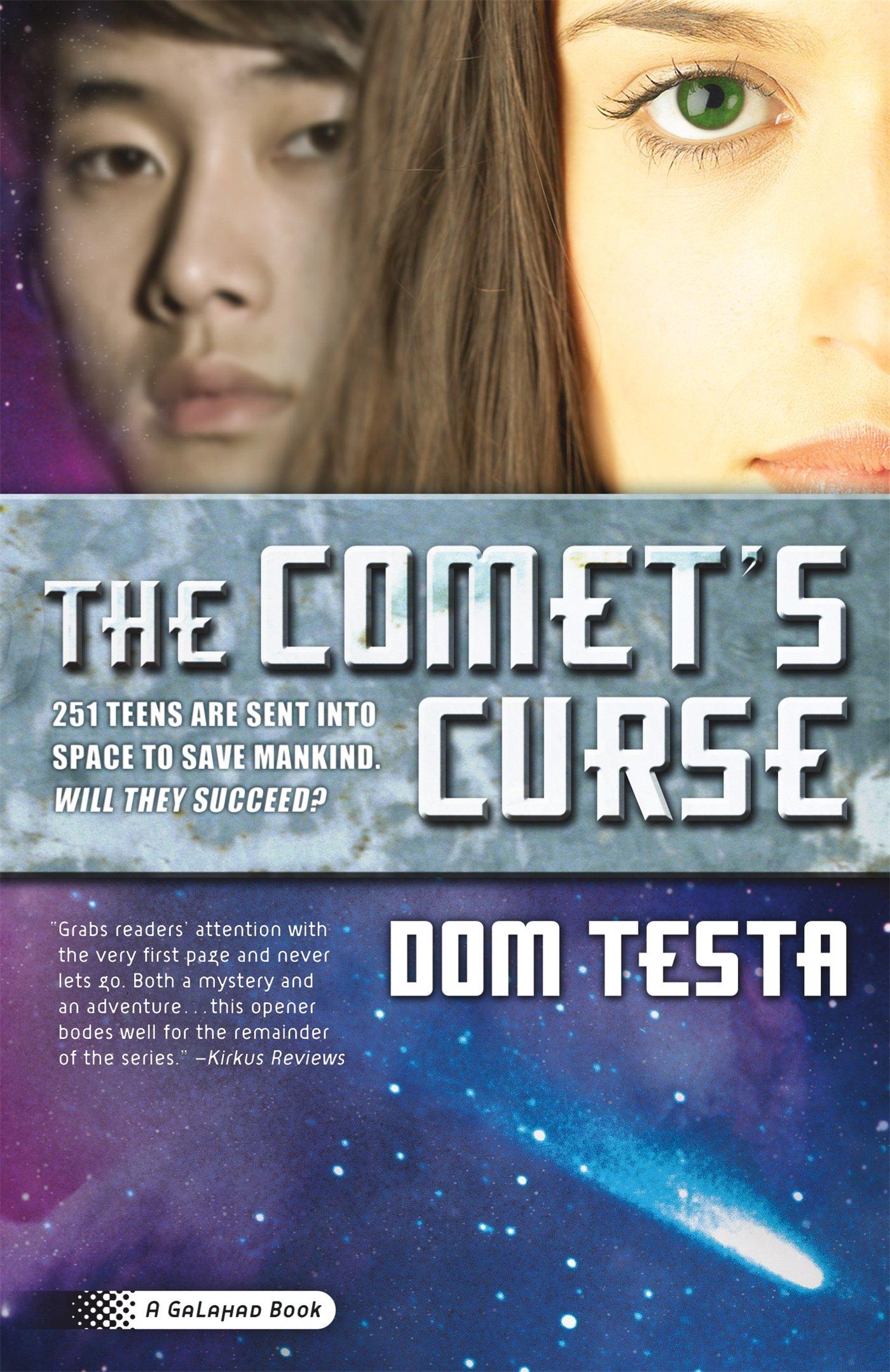 Download The Comet's Curse: A Galahad Book pdf