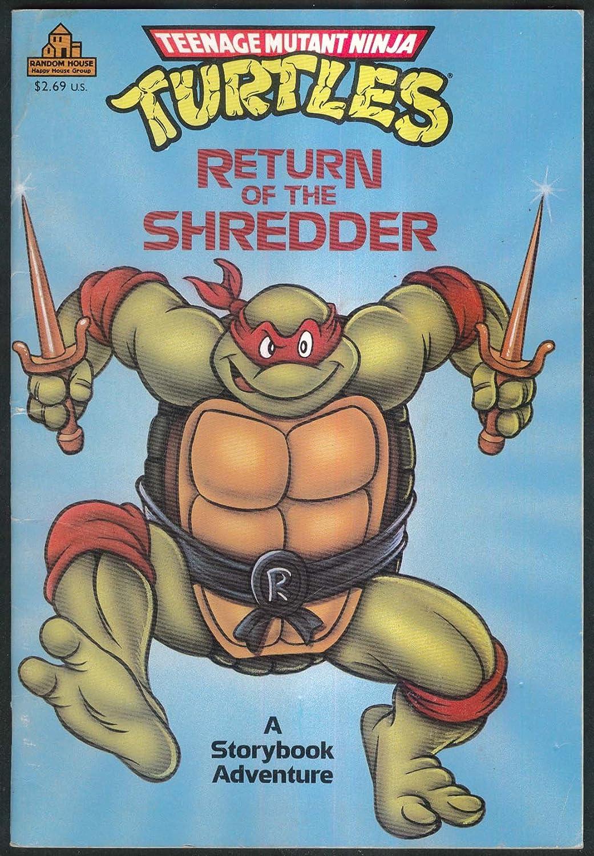 Teenage Mutant Ninja Turtles Return of the Shredder ...