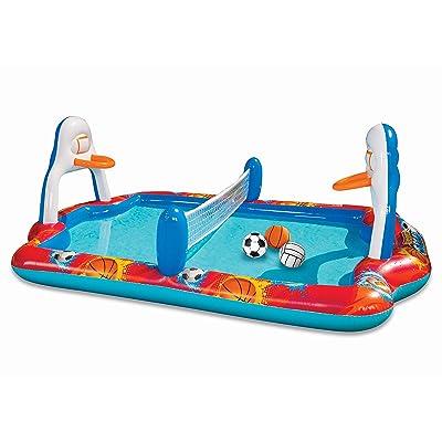 BANZAI Sports Arena Splash Pool: Toys & Games