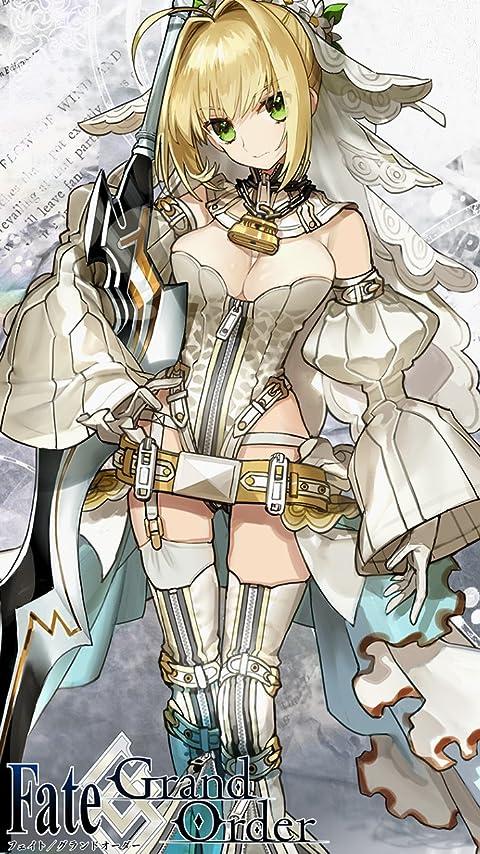 Fate ネロ・クラウディウス XFVGA(480×854)壁紙画像