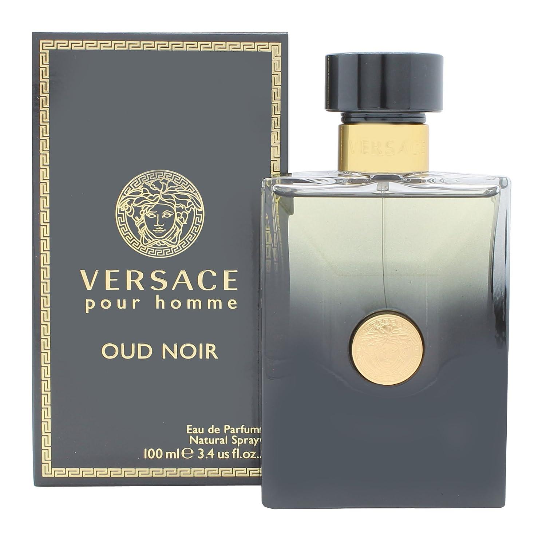 Versace Pour Homme Oud Noir By Versace EDP Spray 3.4 Oz by Versace