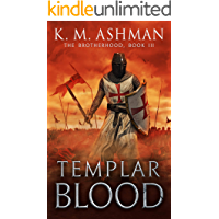Templar Blood: The Battle of Hattin (The Brotherhood Book 3)