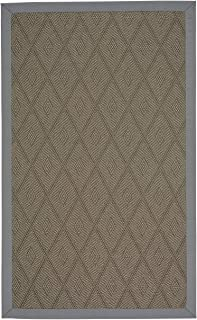 product image for Capel Llano-Earl Gray Ash 9' x 12' Rectangle Machine Woven Rug