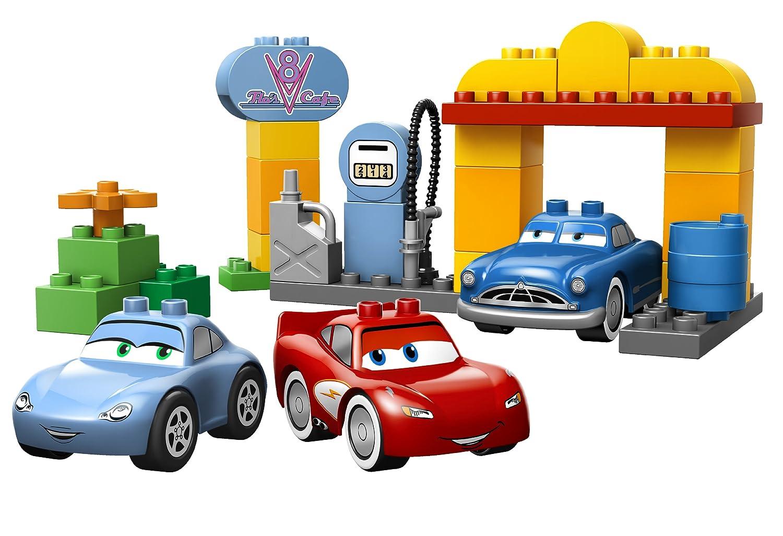 LEGO DUPLO Cars Flos Café 5815: Amazon.de: Spielzeug