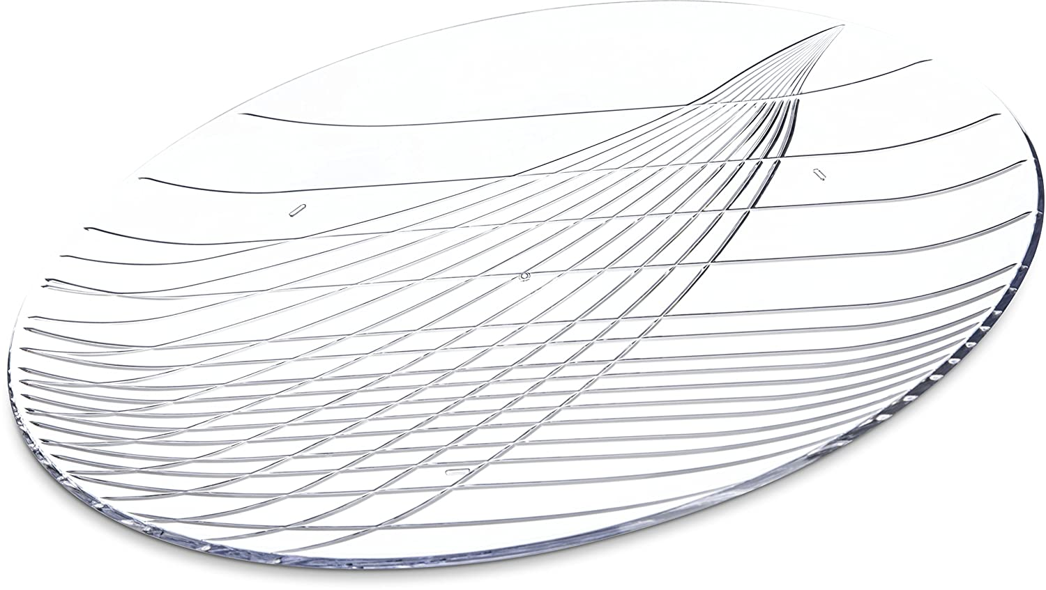 Carlisle 641607 Festival Round Catering Tray, 16