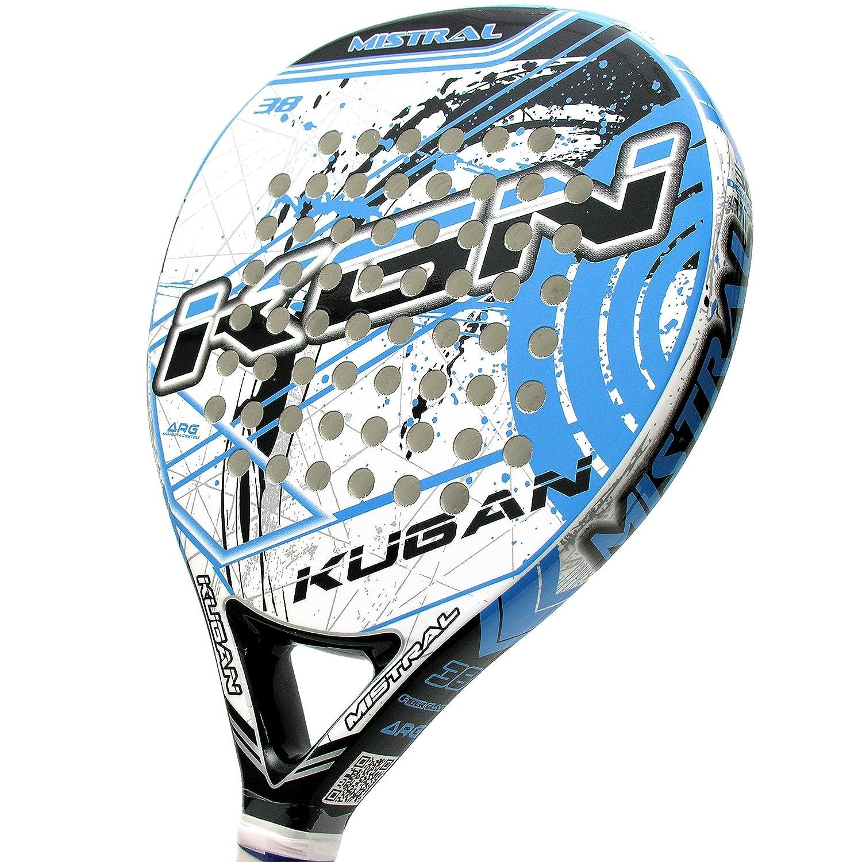 Kugan 0517506 Pala Mistral, Negro, S: Amazon.es: Deportes y aire libre