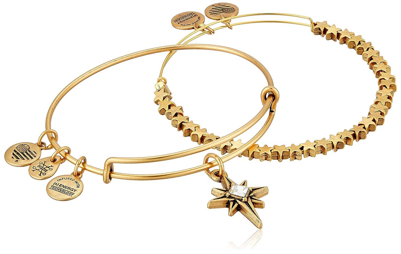 Alex and ANI Womens North Star Set Bracelet A17SETHOL16RG