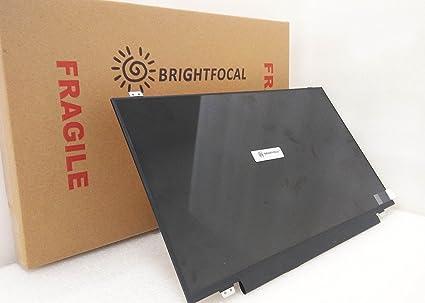 Amazon com: BRIGHTFOCAL New Screen for BOE P/N NT156WHM-T00 15 6 HD
