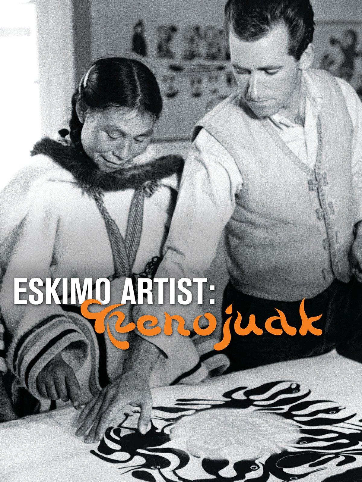 Eskimo Artist: Kenojuak on Amazon Prime Video UK