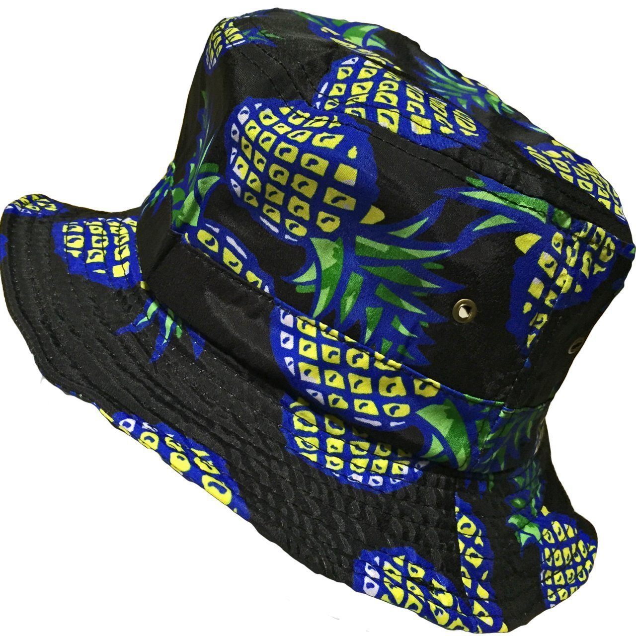 Vi.yo 1 Unids Piña Cubo Sombrero Encantador Gorro de Fruta Para La Playa de Vacaciones Escalada Pesca Al Aire Libre de Viaje