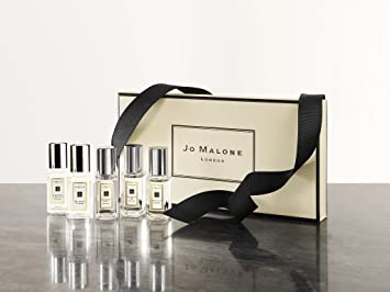 42c8bf8eedda Amazon.com : Jo Malone Cologne Collection Set of Five Travel Size in Box :  Fragrance Sets : Beauty