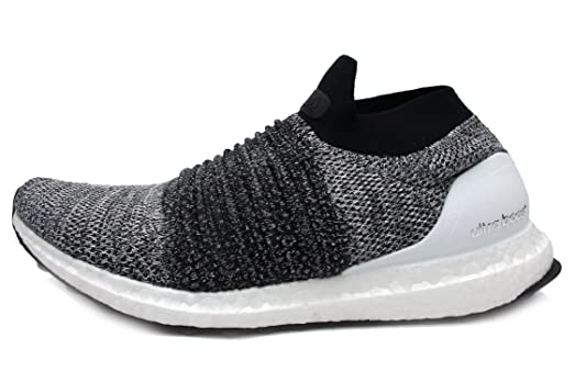 Amazon.com | adidas Men's UltraBOOST Laceless Running Shoe ...