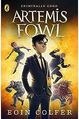 Artemis Fowl (Book 1) Paperback