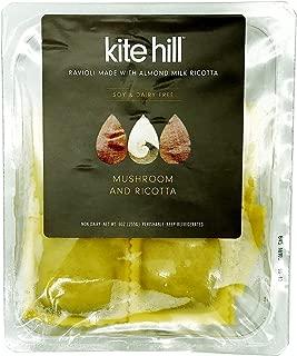 product image for Kite Hill, Mushroom and Ricotta Ravioli (Dairy Free), 9 oz - Frozen