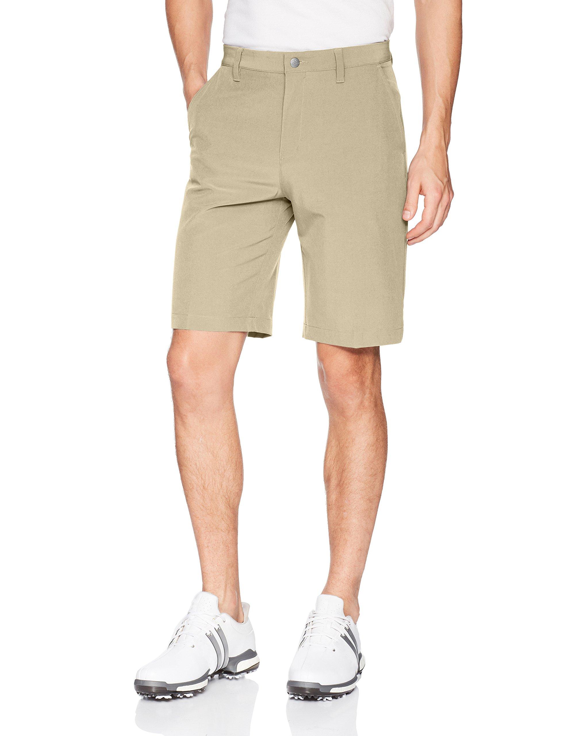 adidas Golf Ultimate 365 Short, Raw Gold, 34'' by adidas