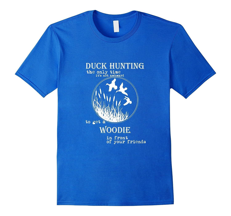 b8fbe6ca Duck Hunting T-shirt Funny Hunting Shirt-TD – Teedep