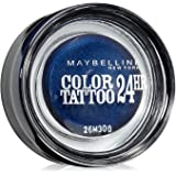 Maybelline - Color Tattoo 24H No.25 Everlasting Navi - Sombra de ojos en crema