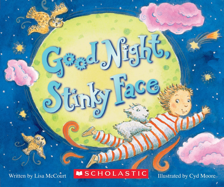 Goodnight Stinky Face Lisa McCourt product image