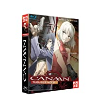 Canaan - Intégrale [Blu-ray]