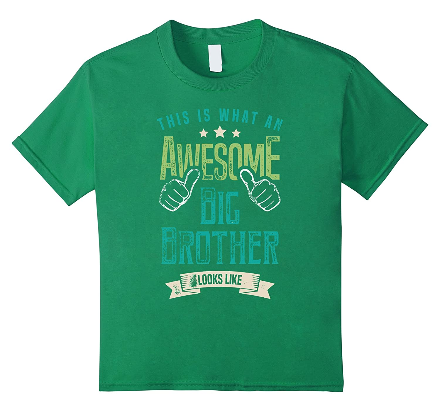 Awesome Brother Looks Shirt Black-Veotee