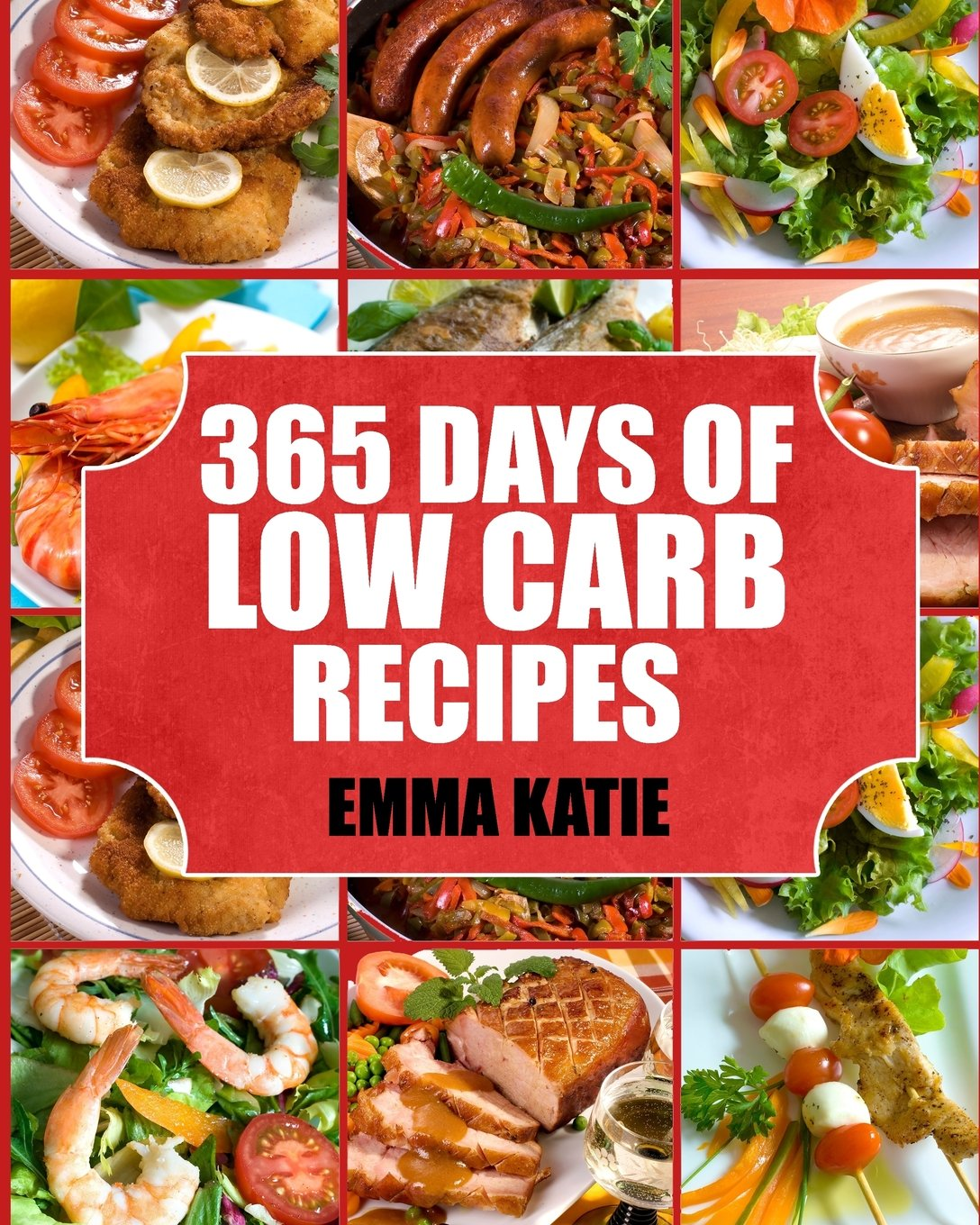 Low Carb Recipes Cookbook Beginners