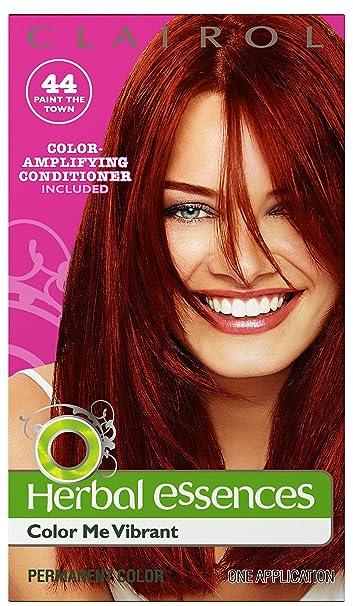 Amazon.com : Clairol Herbal Essences Color Me Vibrant Hair Color ...
