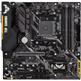 Asus TUF B450M-Plus Gaming AMD Ryzen 2 AM4 DDR4 HDMI DVI-D M.2 mATX Motherboard