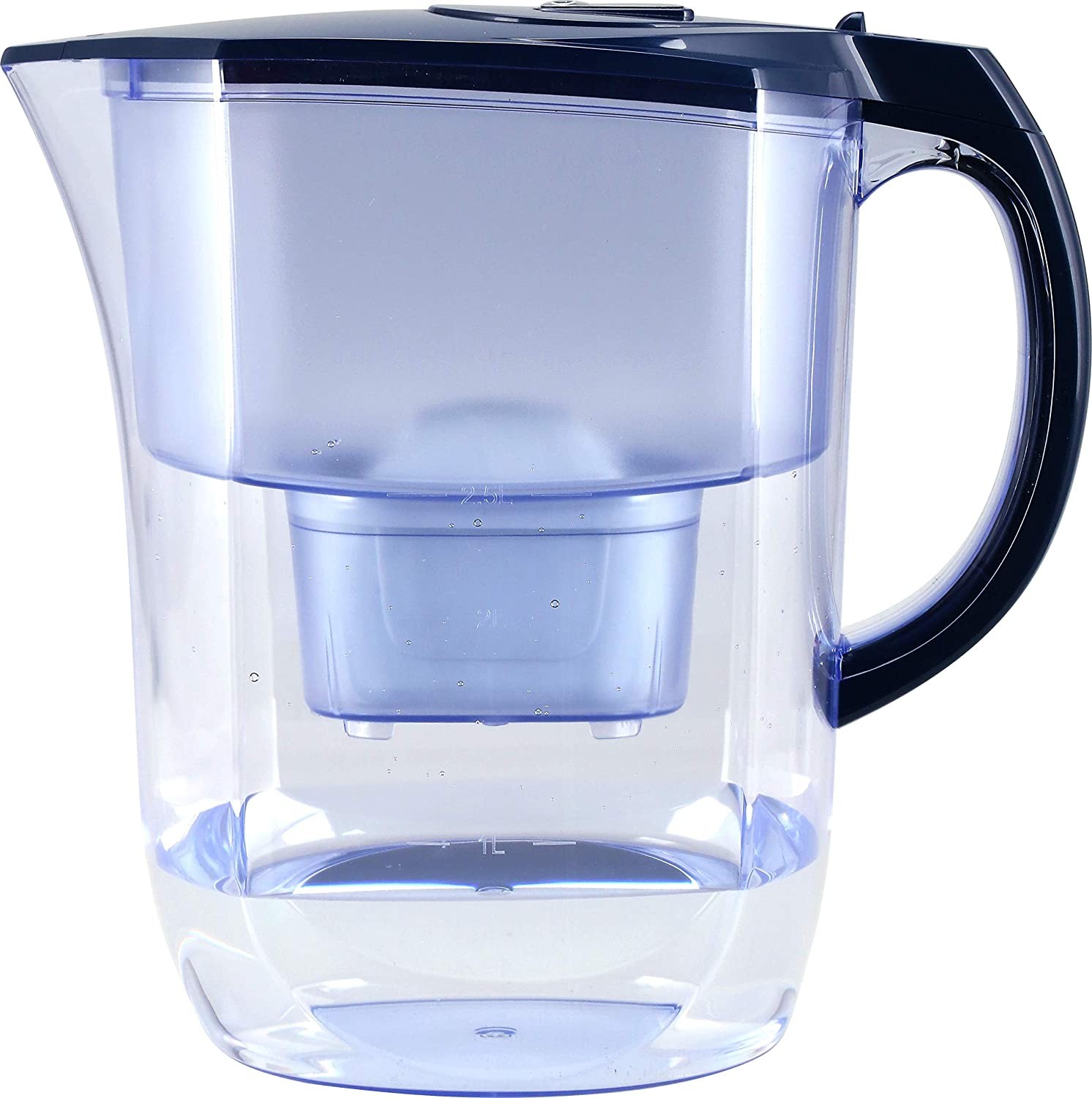EHM 3.8L Activated Carbon Water Filter Pitcher
