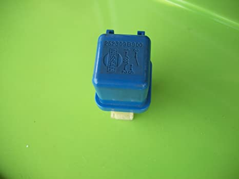 amazon com: nissan sentra infiniti fuel pump 00-01 nissan xterra fuse box  amplifier power relay 252309b900: everything else