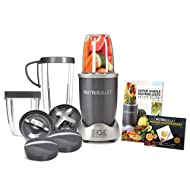 NutriBullet NBR-1201 12-Piece High-Speed Blender/Mixer System, Gray
